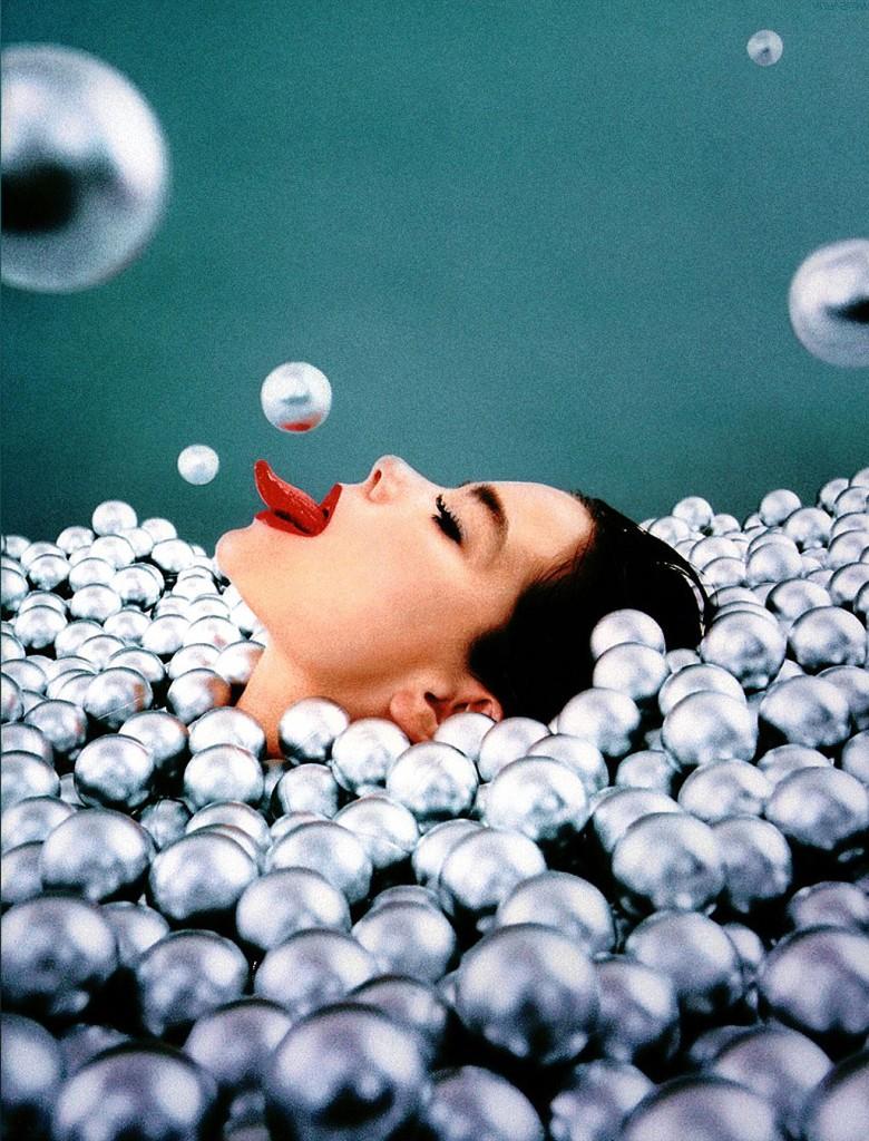 Jean-Baptiste Mondino - 'Post' photoshoot, 1995