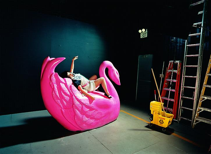 David LaChapelle, Interview Magazine, 2001