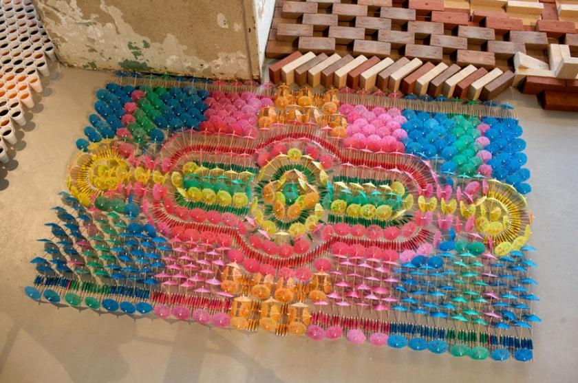 Umbrella Carpet.