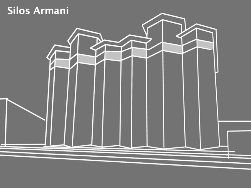 online store 28bb6 1dc1c Counting the days to Armani Silos | invasioni [pervasioni ...