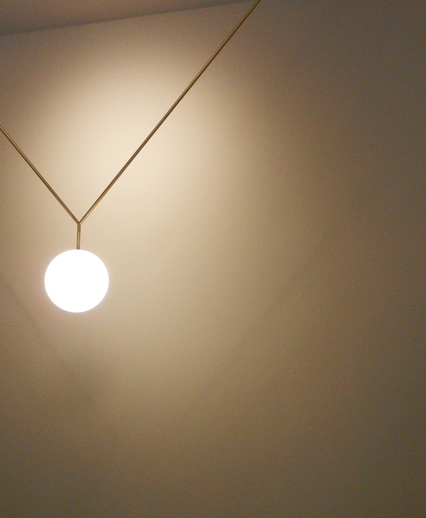 Notch by Michael Anastassiades.