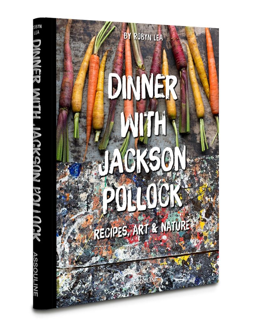 Dinner with Jackson Pollock 3D