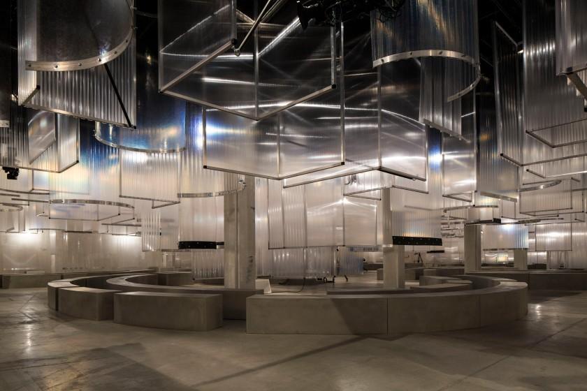Prada Men's SS16 Fashion showspace (11)