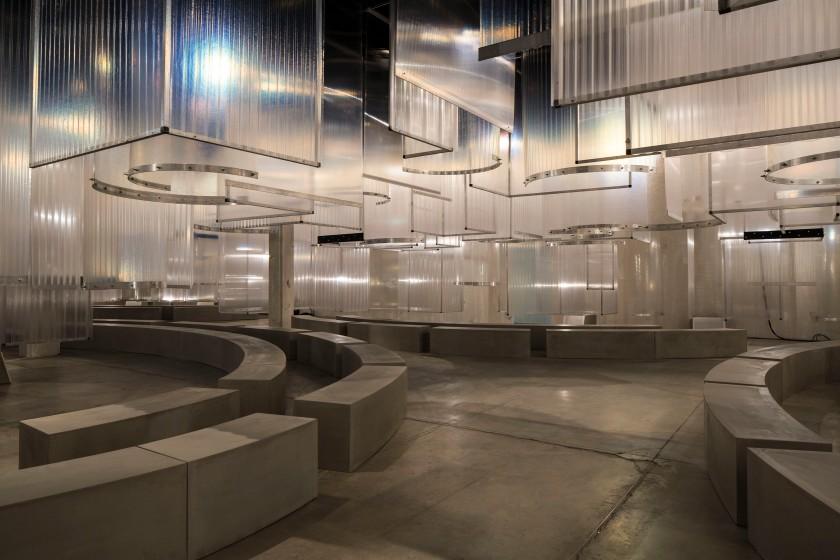 Prada Men's SS16 Fashion showspace (2)