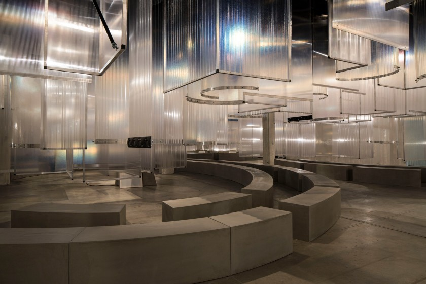 Prada Men's SS16 Fashion showspace (3)