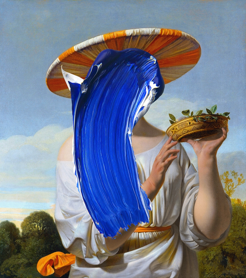 Athenian Blue