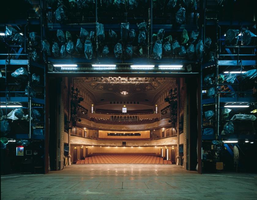 Theater Lübeck, 2011 © Klaus Frahm.