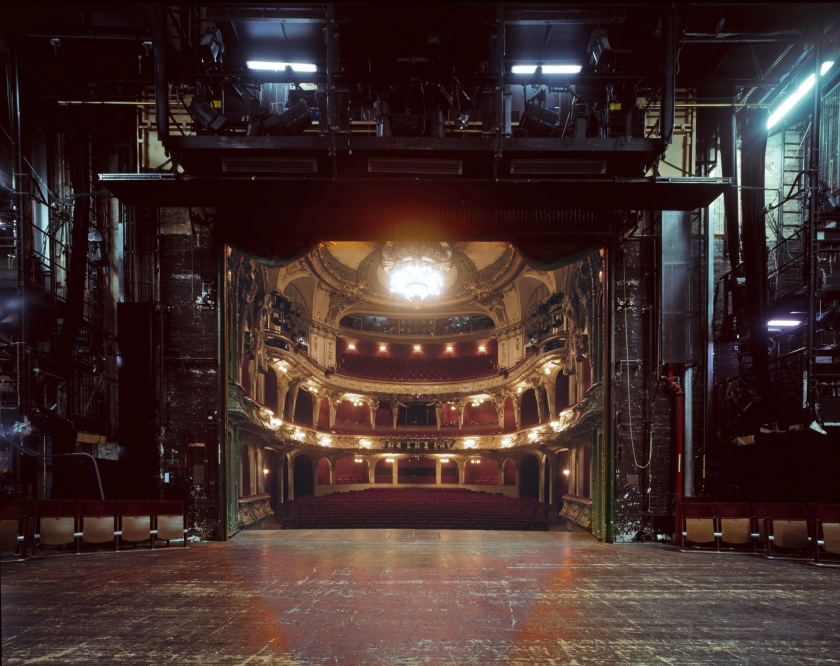 BE, Berliner Ensemble, Berlin, 2011 © Klaus Frahm.
