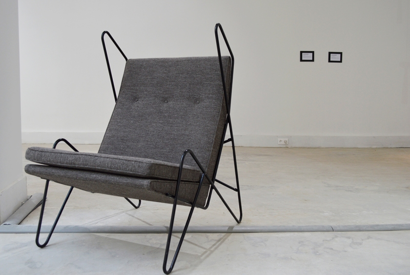 Series Z Lounge Chair by Roan Barrion.