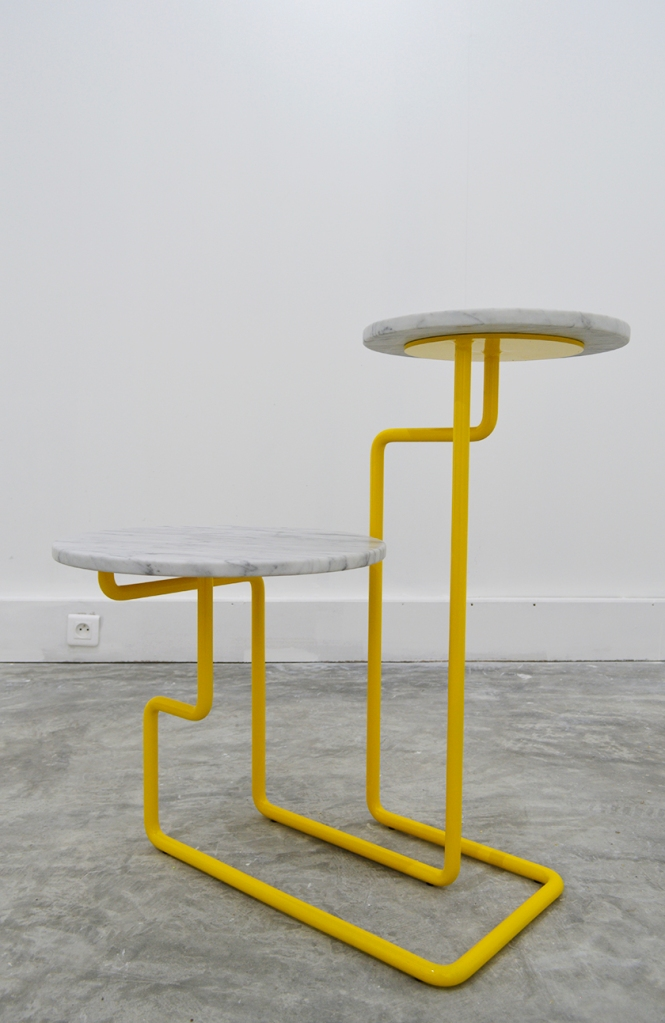 KST double side table by Studio Livius.