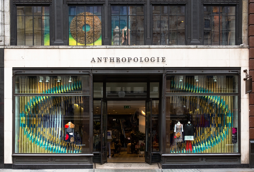 EPR Architects with Anthropologie