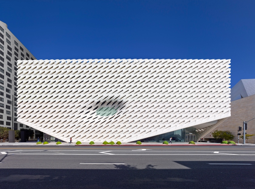 The Broad_photo by Benny Chan