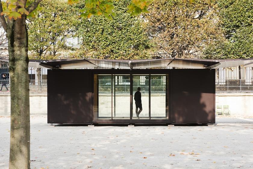 ©Studio Bouroullec Remerciements au musee du Louvre