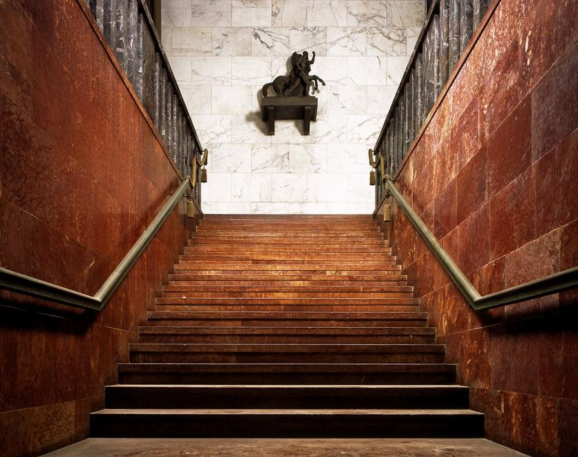 Dettaglio Palazzo della CiviltÖ Italiana scattato da Andrea Jemolo