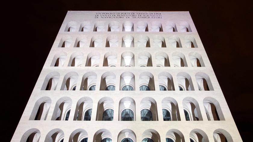 Palazzo della CiviltÖ Italiana 2