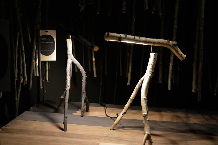 Table lamp Little Tree Friend, Marco Iannicelli.