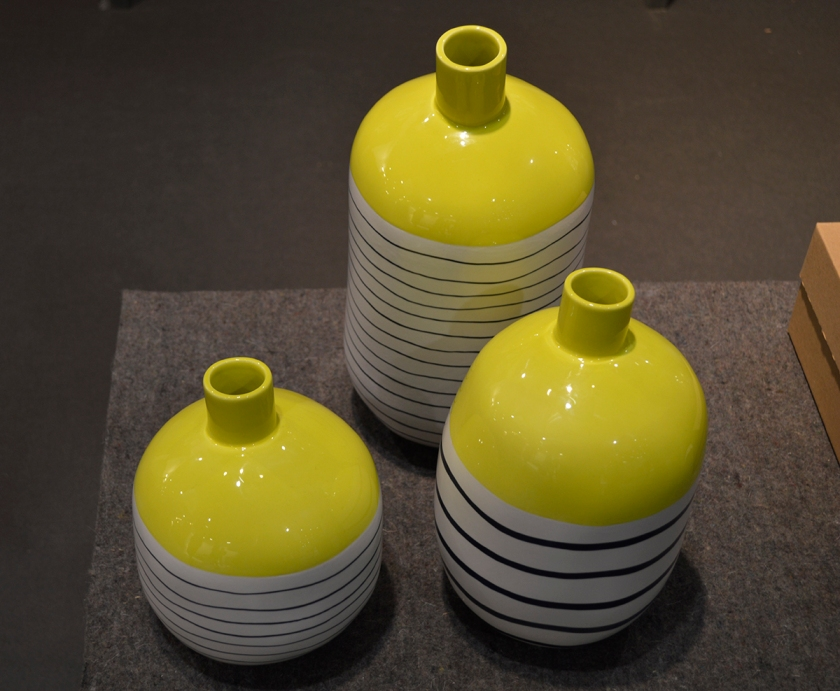 Royan bottles, Eric Hibelot for Th Manufacture.