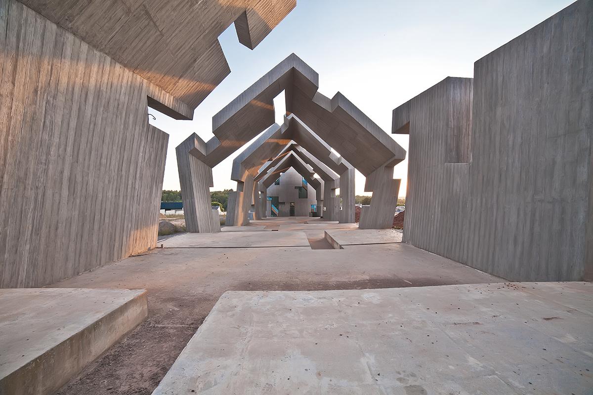 All Origine Imola mausoleum of the martyrdom // nizio design international