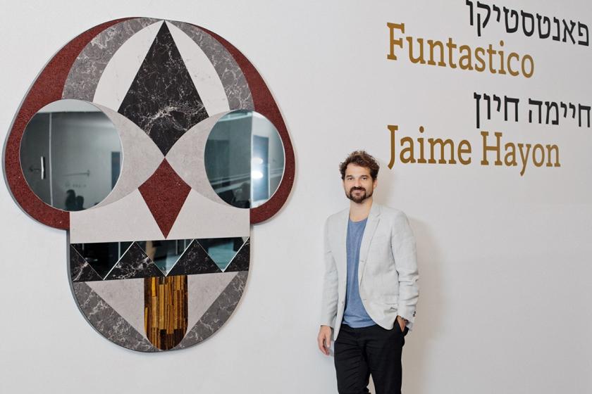 Face Mirror #9 credit - Liah Chesnokov