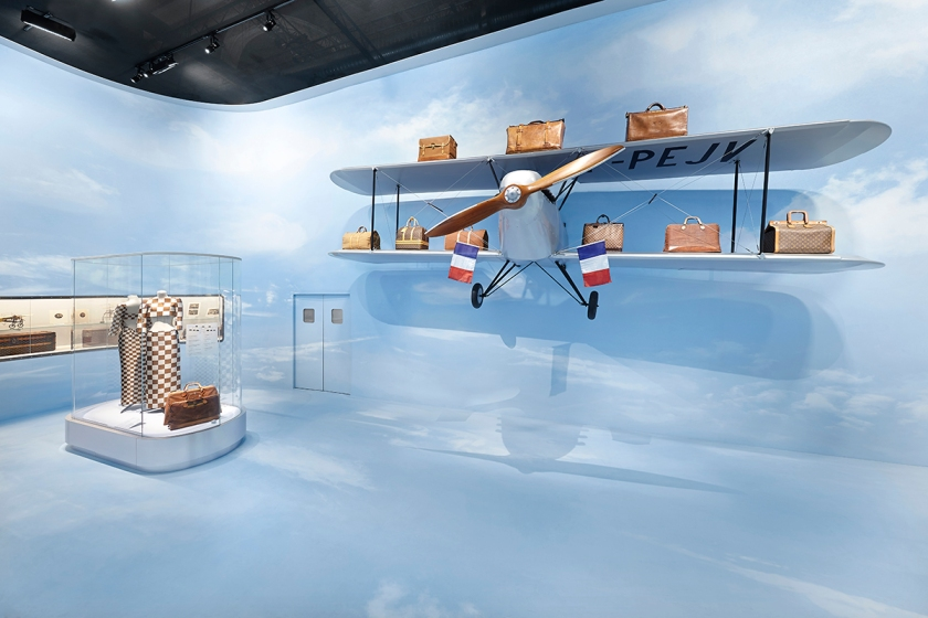 PART 4 : THE INVENTION OF TRAVEL © Grégoire VIEILLE / LOUIS VUITTON MALLETIER