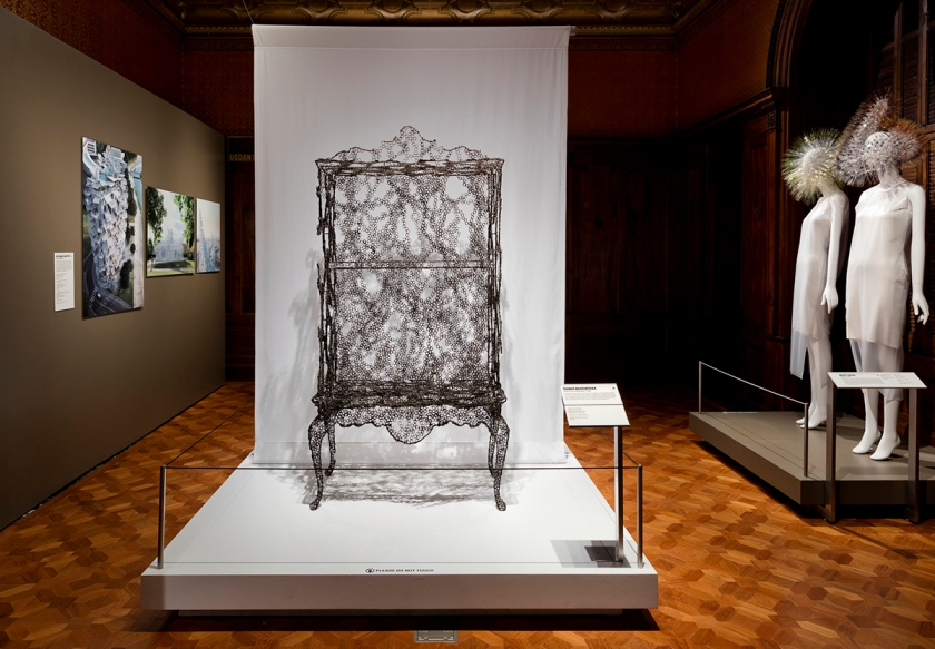 "Installation view of ""Beauty—Cooper Hewitt Design Triennial."" Photo by Matt Flynn © 2016 Cooper Hewitt, Smithsonian Design Museum"