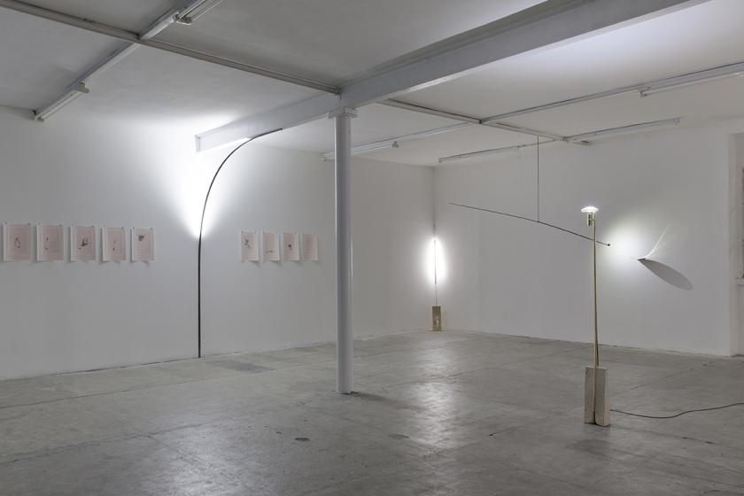 Anno Tropico, Room 1, 2016 Installation view