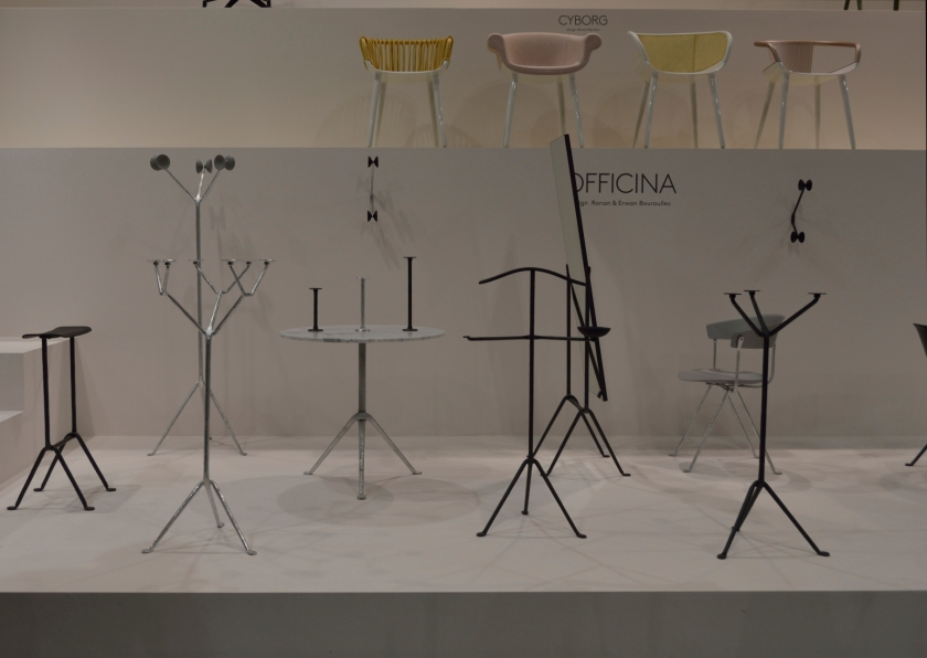 Officina family by Ronan & Erwan Bouroullec.