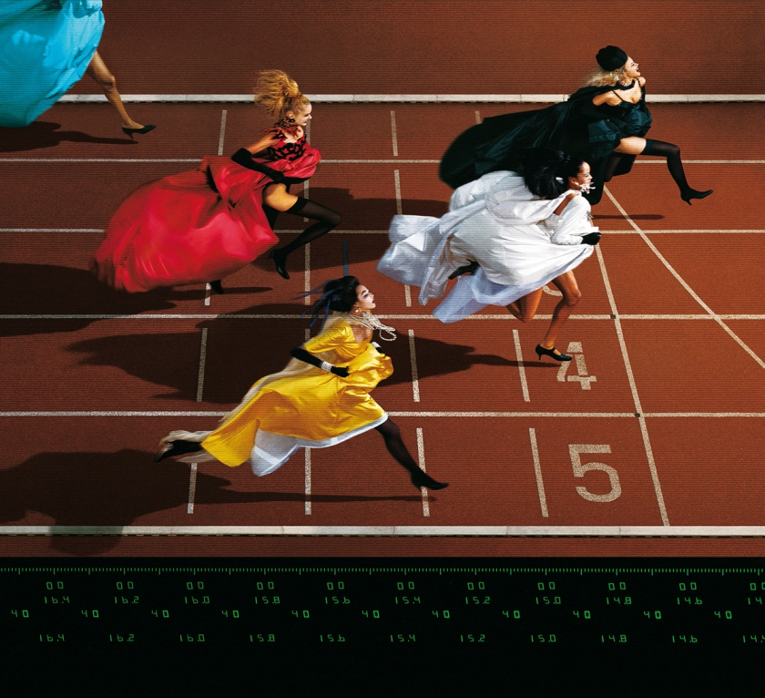 Fashion-and-Sport-Running-1996-Jean-Paul-Goude