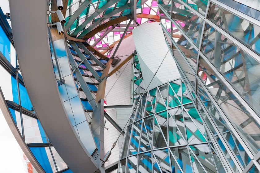 © Iwan Baan / Fondation Louis Vuitton