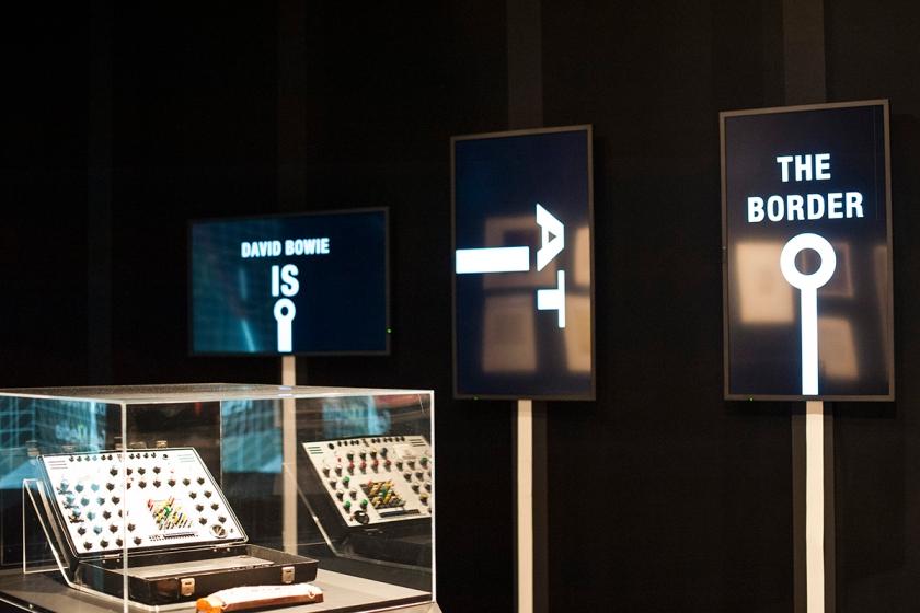 David Bowie is_MAMbo_veduta della mostra_13
