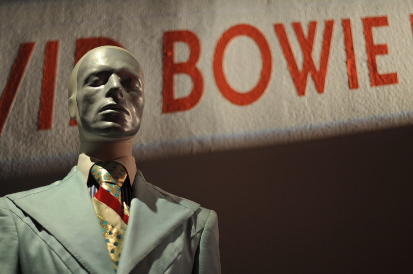 David Bowie is_MAMbo_veduta della mostra_7
