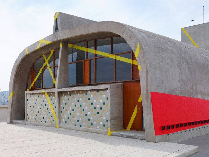 exhibition-ciel-ouvert-felice-varini-mamo-designboom-06-818x613