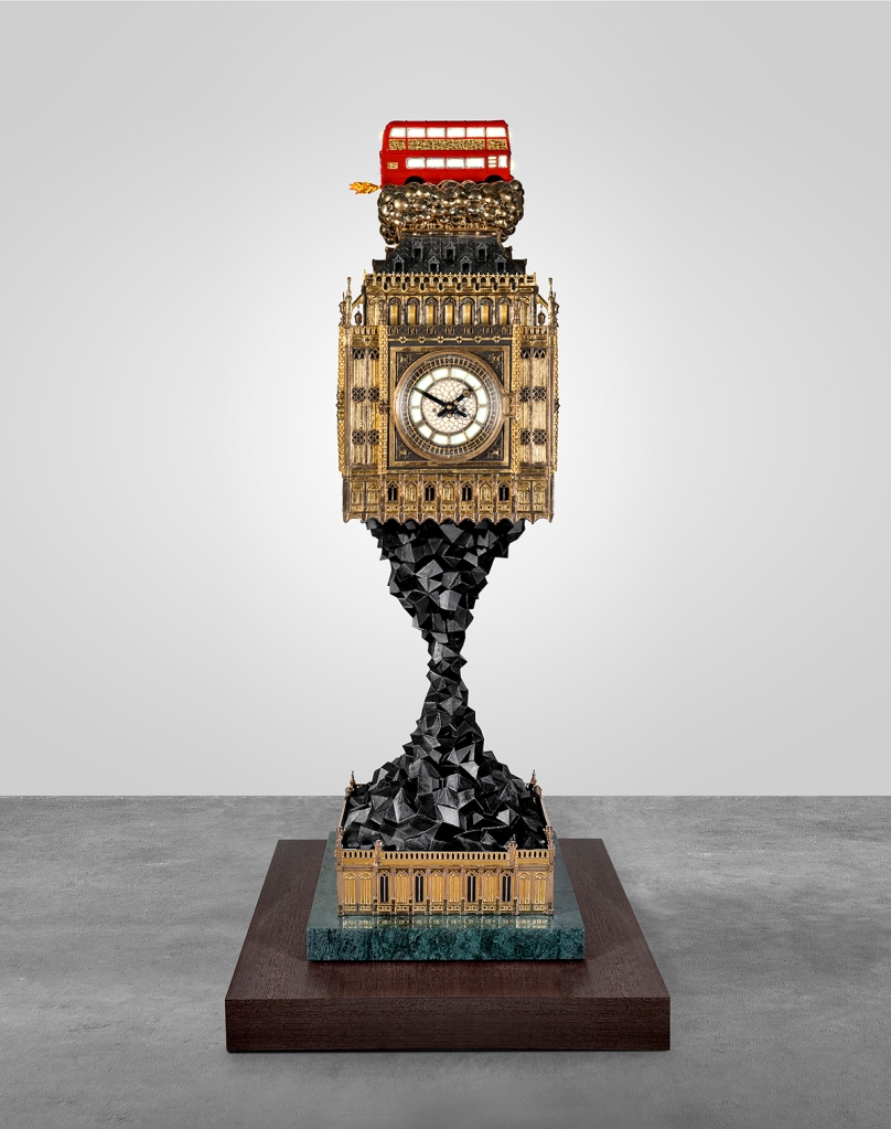 Studio Job, Big Ben (Aftermath), 2009-2014.