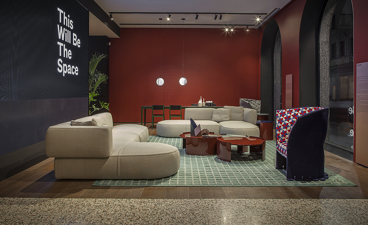 Cassina Showroom Gets A New Look For Mdw18 Invasioni